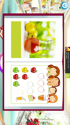 Learning game for children p.1 - screenshot