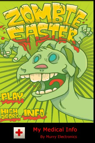 Zombie Easter- screenshot