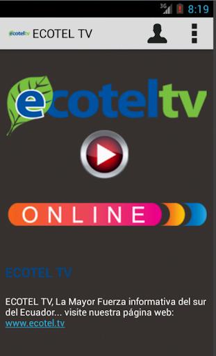 Ecotel TV