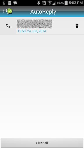 【免費個人化App】Auto Sms/Calls Reply-APP點子