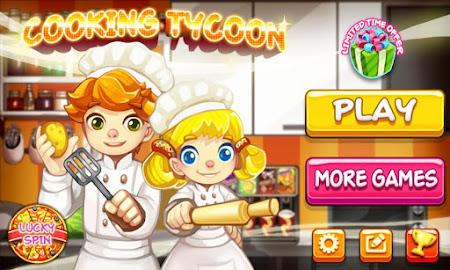 Cooking Tycoon 1.0.4 screenshot 26554