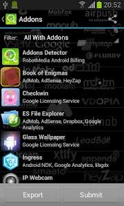 Addons Detector v3.9.9 build 47