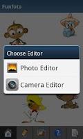 Screenshot of Funfoto - Funny Photo Editor