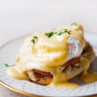 Eggs Benedict.