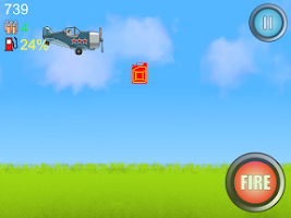Screenshot of Amazing Planes - Fly Aircraft
