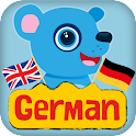 Learn German for Kids logo