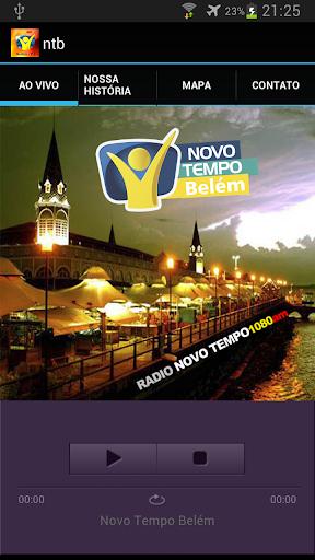 Rádio Novo Tempo 1080am