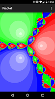 Screenshot of Fractal