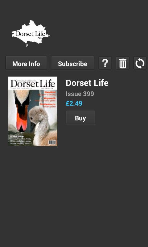 Dorset Life- screenshot