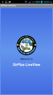 SirPlus LiveView- screenshot thumbnail