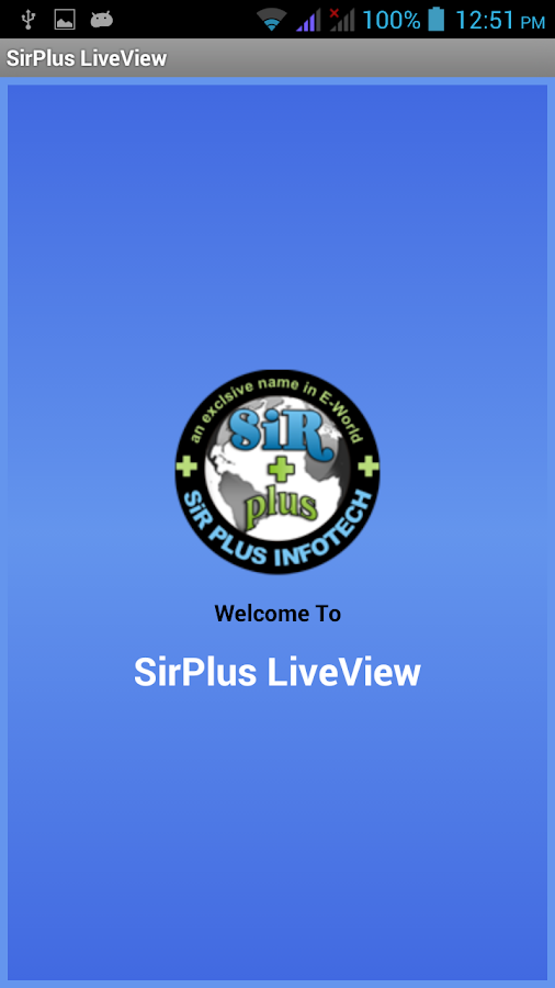 SirPlus LiveView- screenshot