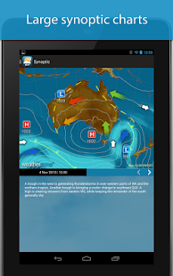 Weatherzone Plus - screenshot thumbnail