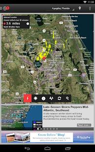 WeatherBug - Forecast & Radar Screenshot 35