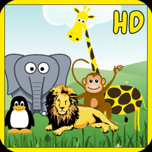 Learn & Fun with Animals LOGO-APP點子