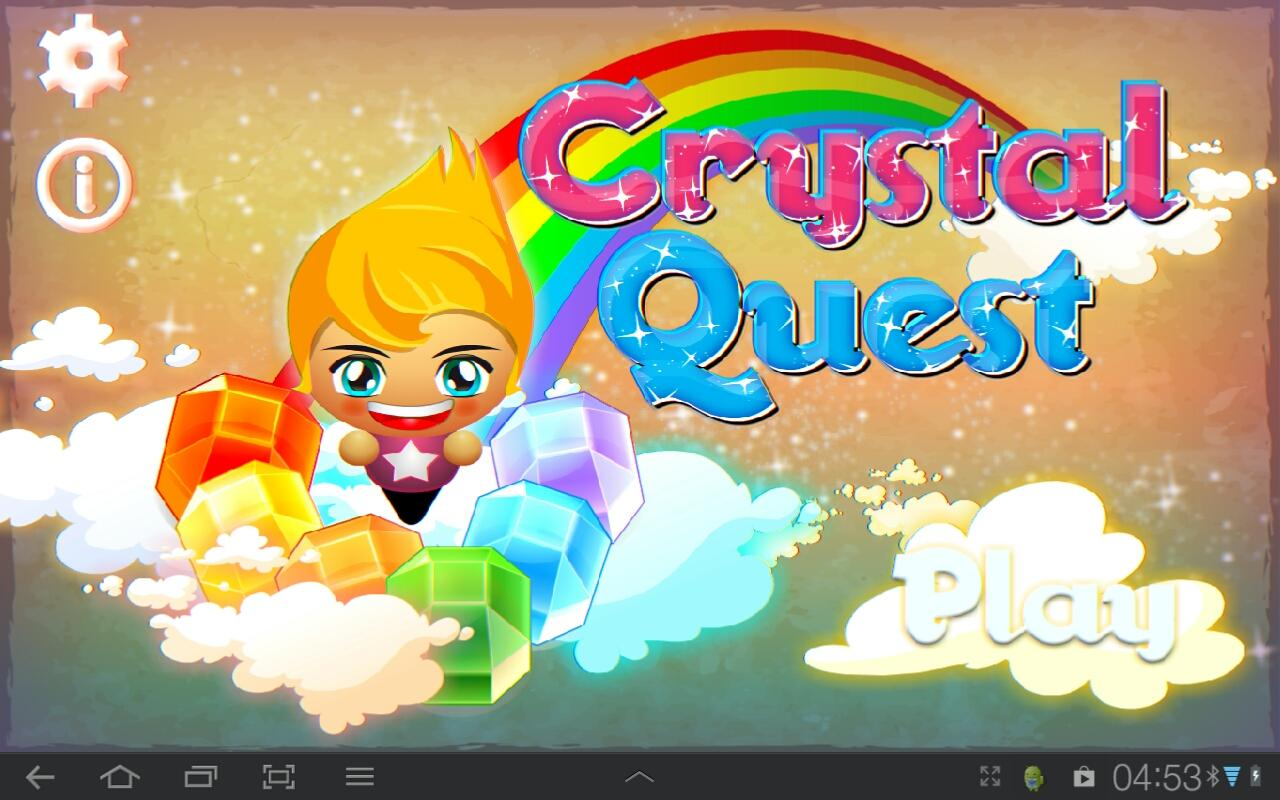 Crystal Quest - screenshot