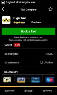 Taxi Select - screenshot thumbnail