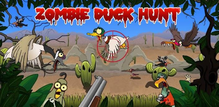 Zombie Duck Hunt - охота на Зомби-уток скачать на андроид