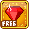 Jewels Hunt Match 3- kids game icon