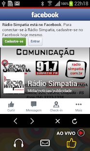Rádio Simpatia 1500 AM- screenshot thumbnail