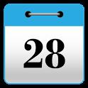 桌面日历 icon