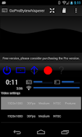 Screenshot of GoPro Action Camera Director F