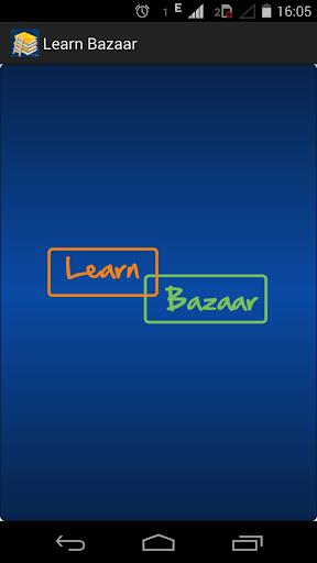 Learn Bazaar