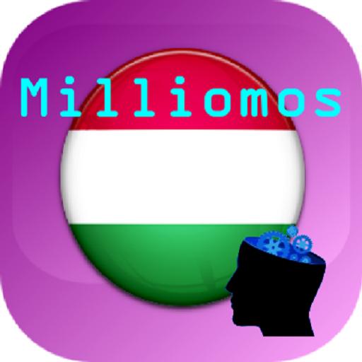 Milliomos - Magyar LOGO-APP點子