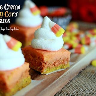 Citrus 'Candy Corn' Squares