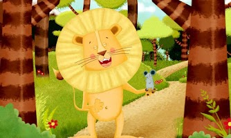 Screenshot of De Leeuw en de Muis