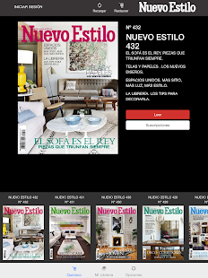 NUEVO ESTILO Revista- screenshot thumbnail