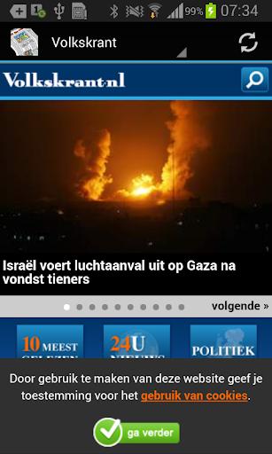Nederlandse Kranten