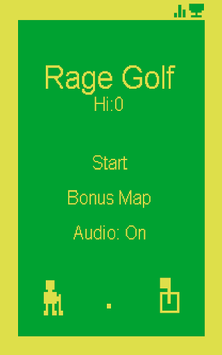 Rage Golf SP