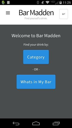 Bar Madden