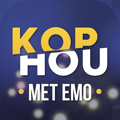 Kophou met EMO LOGO-APP點子