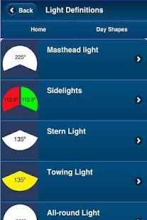 Navigation Lights & Shapes - screenshot thumbnail