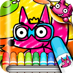 Coloring Book for Kids! 21 Apk