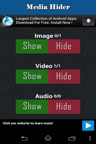 【免費社交App】Media Hider-APP點子