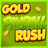 Gold Rush Pinball Flippers