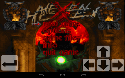 X-Touch Port of Hexen