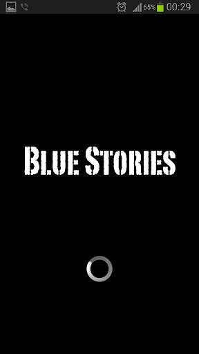Blue Stories Μπλε Ιστορίες