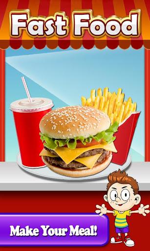 Fast Food Mania