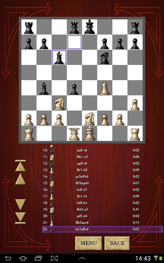 Chess - screenshot