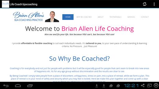 玩免費生活APP|下載Life Coach bjacoaching app不用錢|硬是要APP