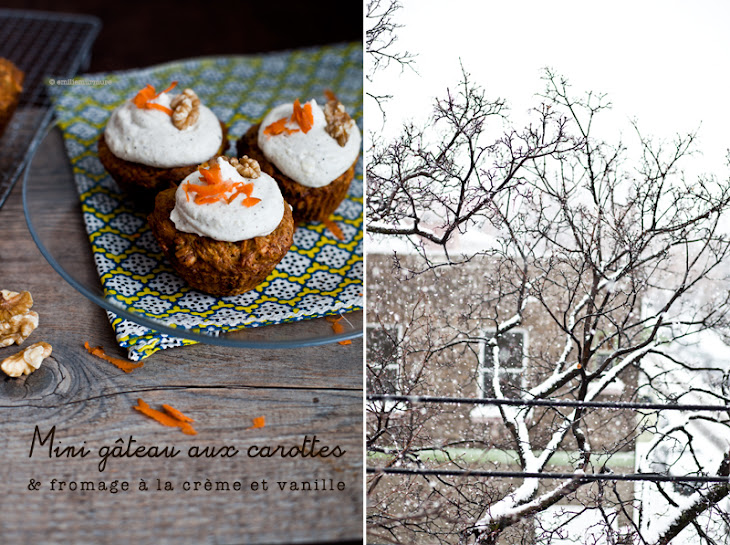 Mini Carrot Cakes Recipe