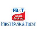 First Bank&Trust Smart Banking logo