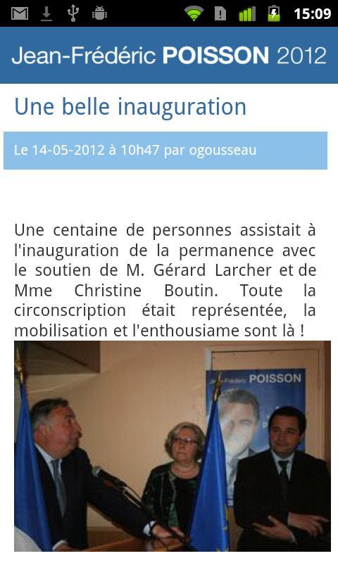 Jean-Frédéric Poisson- screenshot