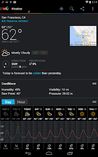 Weather Underground Screenshot 30
