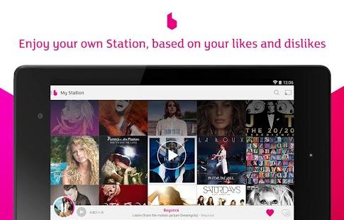 blinkbox Music Screenshot 15