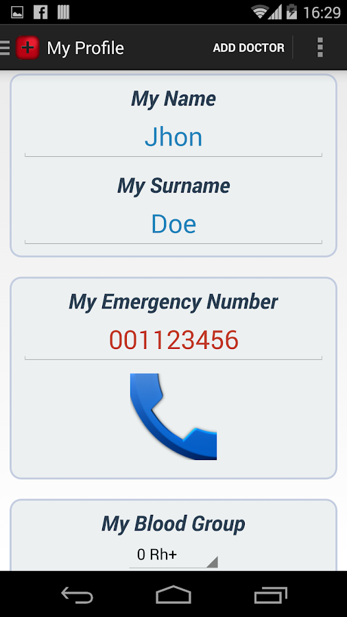 Doctor Visiting Hours Android Apps On Google Play