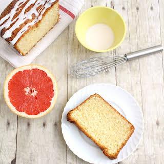 Glazed Grapefruit Cake.